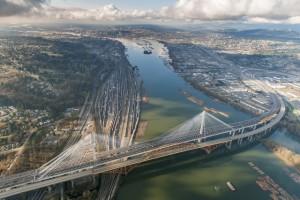 The-port-mann-bridge