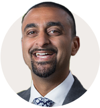 Ravi Kahlon, MLA for Delta North