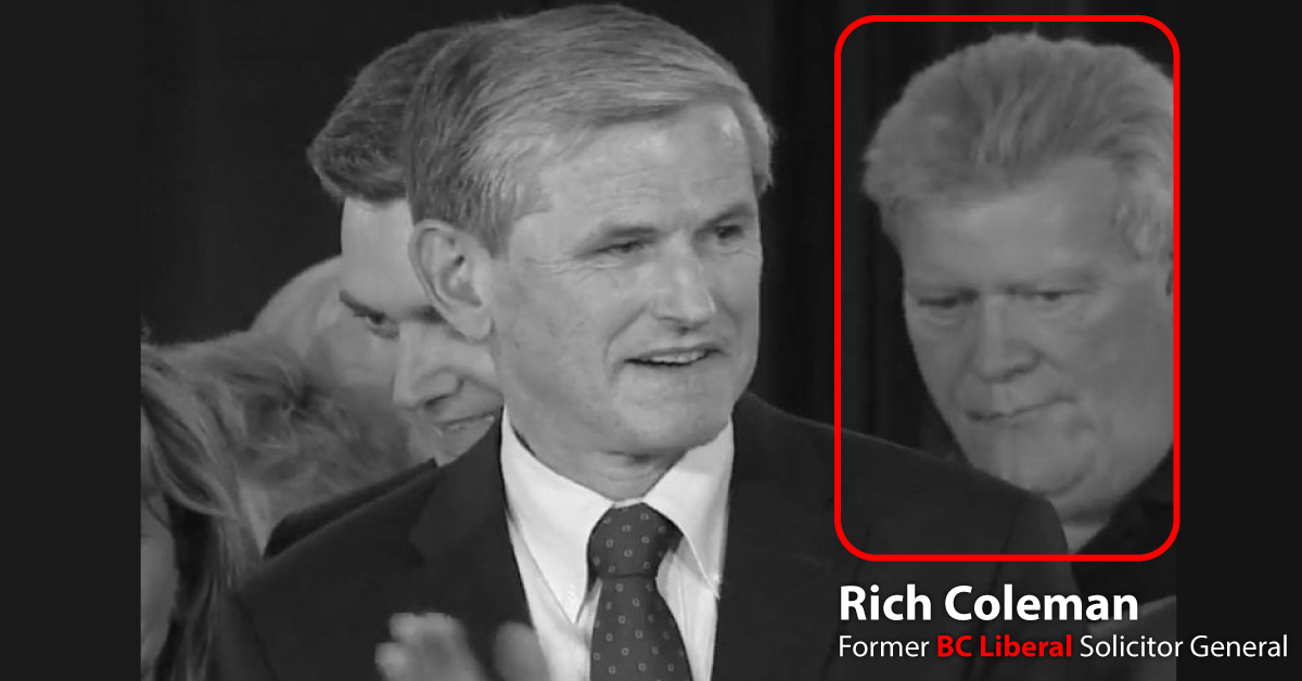 Rich Coleman - Former BC Liberal Solicitor General